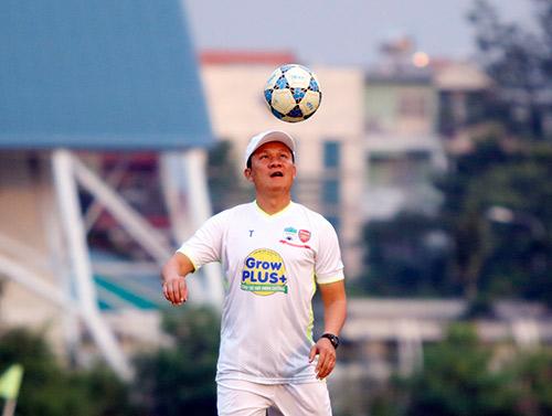 U21 Việt Nam luyện sút luân lưu chờ đấu U21 HAGL - 9