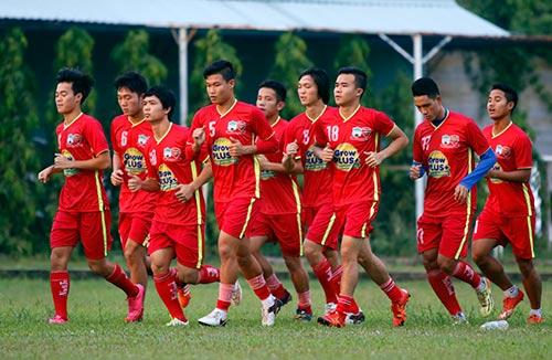 U21 Việt Nam luyện sút luân lưu chờ đấu U21 HAGL - 10
