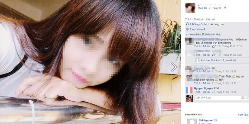 Vụ sát hại nữ sinh 16 tuổi: Nạn nhân có tài năng đặc biệt - 1
