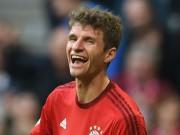 Sôi động cúp C1 25/11: Muller vượt mặt CR7, Messi