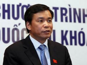 Tin tức Việt Nam - Ông Nguyễn Hạnh Phúc được bầu là Tổng thư ký Quốc hội đầu tiên