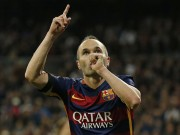 Bóng đá - Iniesta, Suarez đọ kiệt tác đẹp nhất vòng 12 La Liga