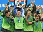 Bóng đá - Hàn Quốc là hình mẫu để bóng đá Việt Nam học tập