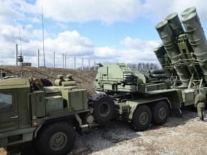 Quân sự - Nga điều hệ thống tên lửa S-400 tối tân tới Syria