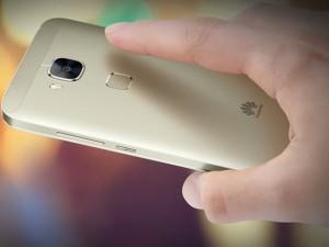 """Huawei G7 Plus với cảm biến vân tay 2.0 đa năng """"lên lệ"""""""