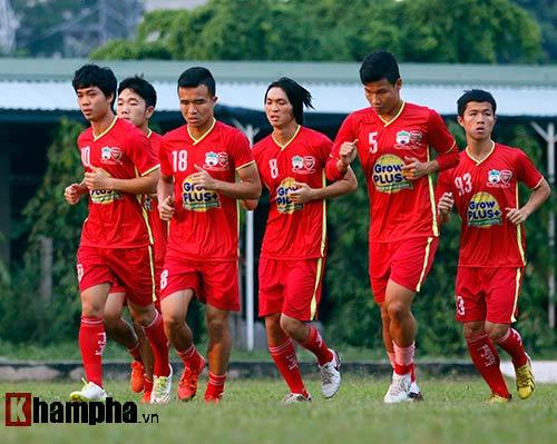 U21 Việt Nam – U21 HAGL: Chứng minh ai là số 1 - 2
