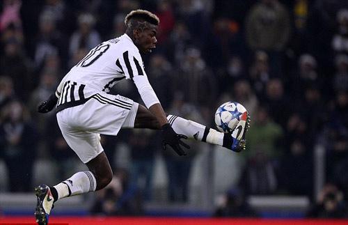 "Pogba ""che mờ"" Toure ngày Juventus hạ Man City - 3"