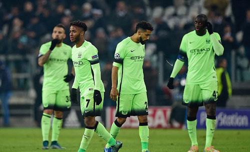 Video Juventus vs Man City - 1