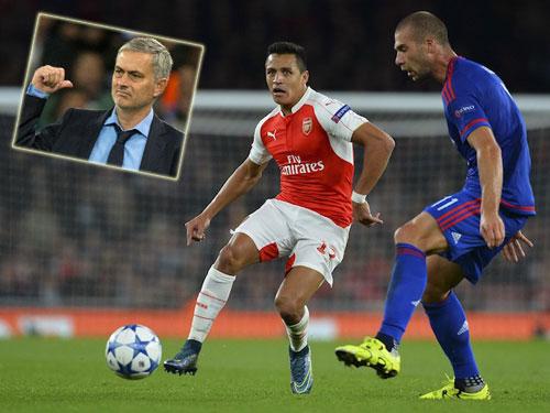 """Vì bạn thân, Mourinho """"trù ẻo"""" Arsenal ở cúp C1 - 1"""