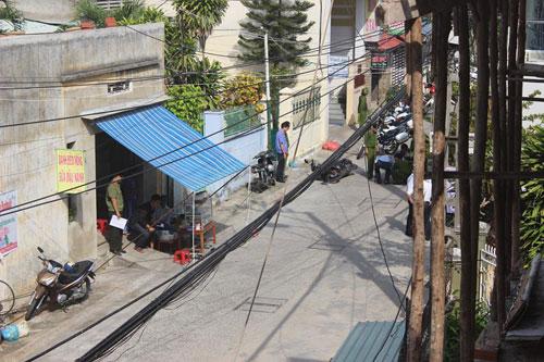 Đà Nẵng: Sát thủ bịt mặt bắn trọng thương người nước ngoài - 1
