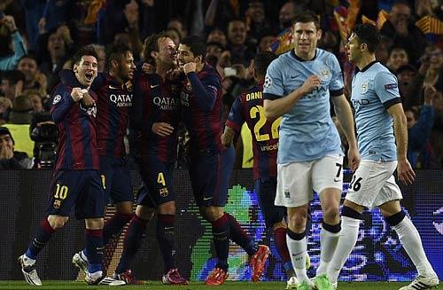 """Viễn cảnh Man City: Chờ Barca, Bayern """"xả thịt"""" - 2"""