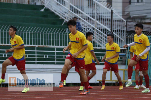 Chi tiết U21 VN – U21 HAGL: Loạt luân lưu cân não (KT) - 13
