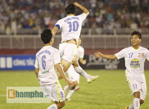Công Phượng chói sáng, hàng thủ U21 VN lao đao - 4