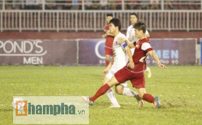 U21 Viet Nam - U21 HAGL - 9
