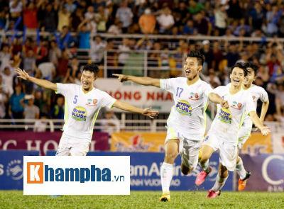 U21 Viet Nam vs U21 HAGL - 3