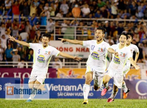 U21 Việt Nam – U21 HAGL: Tột cùng cảm xúc - 3