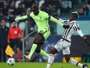 """Bóng đá - Pogba """"che mờ"""" Toure ngày Juventus hạ Man City"""