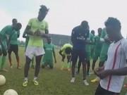 Bóng đá - Những cầu thủ siêu khỏe tìm cơ hội chơi bóng ở VN