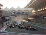Thể thao - F1, Abu Dhabi GP: Vận đỏ của Vettel