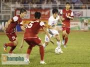 Bóng đá - HLV U21 HAGL khen Công Phượng, HLV U21 VN bỏ họp báo
