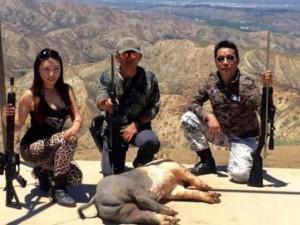 Đại gia Trung Quốc mua trực thăng để... sang Mỹ đi săn