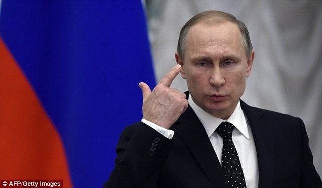 Putin cáo buộc Mỹ cung cấp tin tuyệt mật của Su-24 cho Thổ - 1