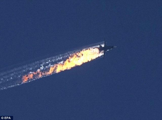 Putin cáo buộc Mỹ cung cấp tin tuyệt mật của Su-24 cho Thổ - 2