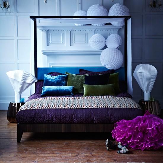 Những phòng ngủ độc đáo, đẹp hút mắt - 5