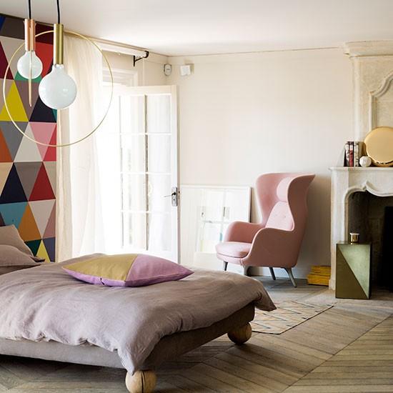 Những phòng ngủ độc đáo, đẹp hút mắt - 6