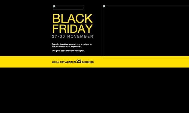 """Black Friday - """"cơn sốt"""" hàng giảm giá sôi sục toàn cầu - 7"""