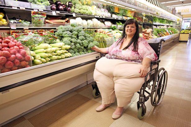 Người phụ nữ giảm được 107 kg nhờ... chia tay chồng - 2