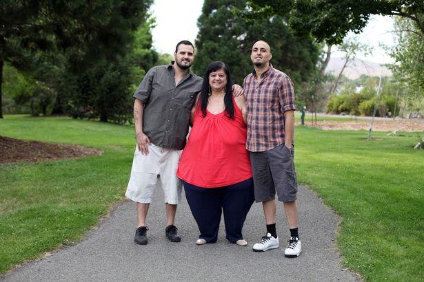 Người phụ nữ giảm được 107 kg nhờ... chia tay chồng - 3