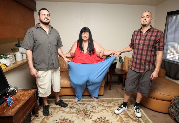 Người phụ nữ giảm được 107 kg nhờ... chia tay chồng - 4
