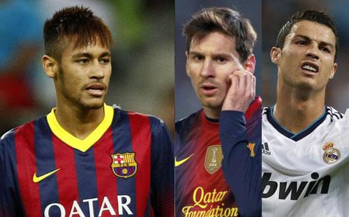 Neymar lương cao thứ 3 thế giới: Tiệm cận M10, CR7 - 2