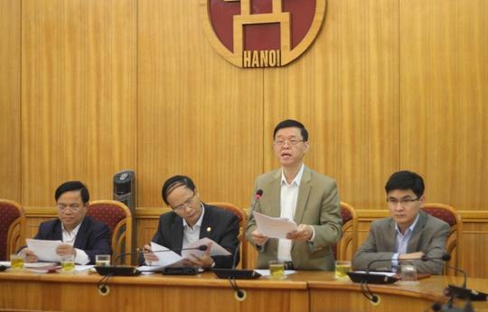 Ông Nguyễn Thế Thảo có đơn xin thôi làm Chủ tịch Hà Nội - 1