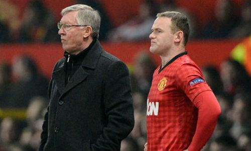 """Nếu còn tại vị, Sir Alex sẽ """"trảm"""" Rooney - 1"""
