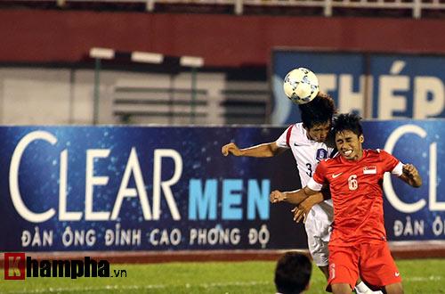 HLV U19 Hàn Quốc: U21 HAGL không chỉ có Công Phượng - 1