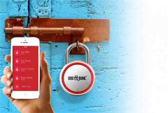 Ổ khóa giúp mở khóa bằng... smartphone - 3