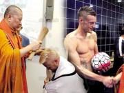 Bóng đá - Leicester City mời sư thầy Thái Lan ban phước giúp đá bại M.U