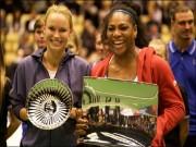 Tin thể thao HOT 27/11: Wozniacki đánh bại Serena