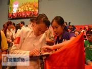 Thể thao - Nữ VĐV Việt Nam: Giỏi việc nước, đảm việc nhà