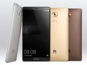 Huawei Mate 8 màn hình 6 inch, chipset mạnh mẽ