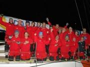 Thể thao - Đội đua thuyền Việt Nam đã cập bến Tây Úc