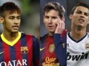 Bóng đá - Neymar lương cao thứ 3 thế giới: Tiệm cận M10, CR7