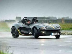 Ngắm mẫu xe thể thao Zenos E10 R cực độc