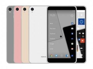 Nokia C1 chạy Android và Windows 10 Mobile lộ diện