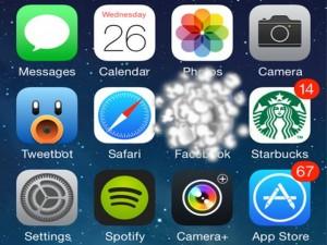 Ẩn các ứng dụng không dùng trên iPhone