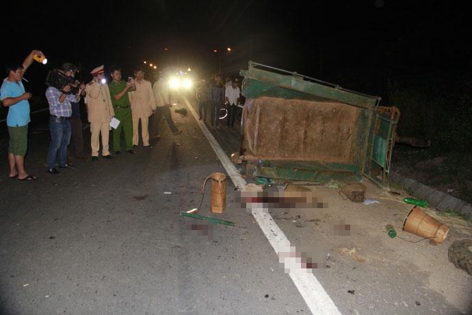 Tai nạn giao thông mới nhất - 1