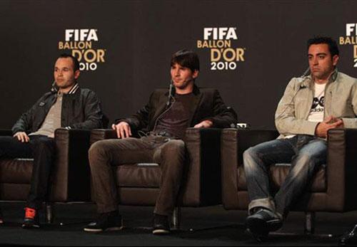 """QBV FIFA 2015 sẽ là """"chuyện riêng"""" của người Barca - 1"""