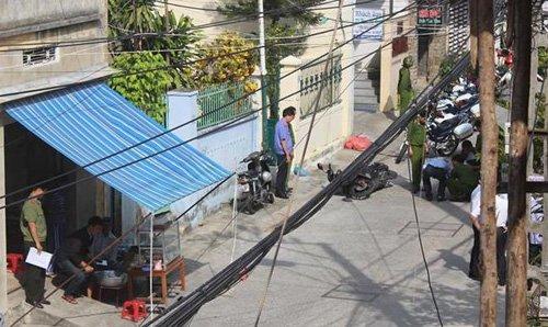 Hàng trăm trinh sát truy lùng kẻ bắn người ở Đà Nẵng - 1